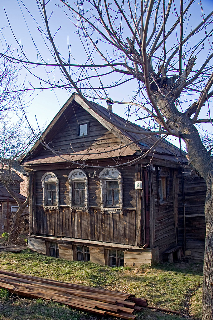 Miniature country house edward generozov flickr for Country house online