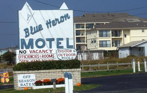 Blue Heron Motel Nags Head Nc