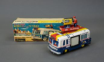 Toy Mobile Color TV Truck | by Newseum