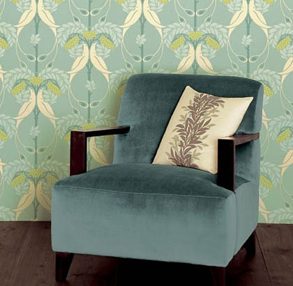 Modern Wallpaper Robin 39 S Egg Blue Birds Of Paradise In