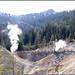 Sulphur steam vents