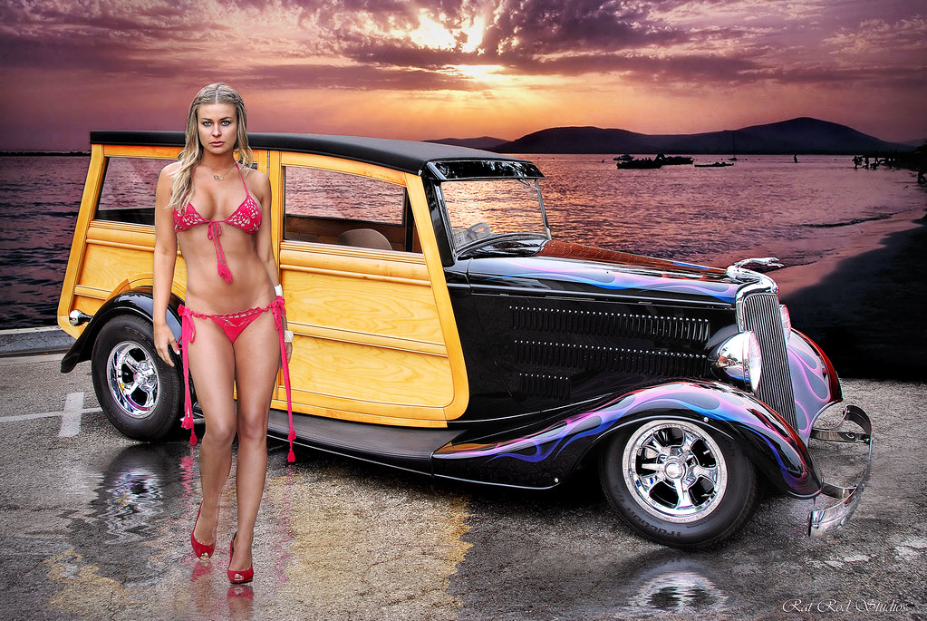 R S Speed Shop Car Show