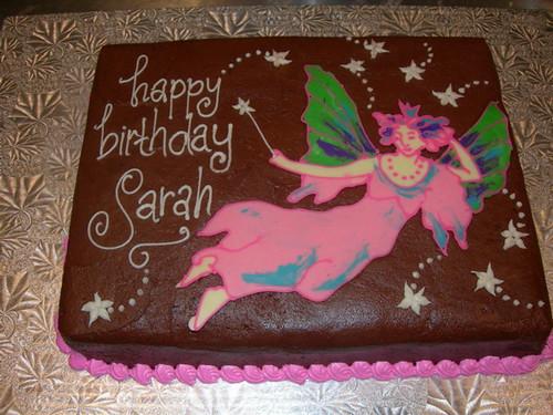 Happy Birthday Cake James