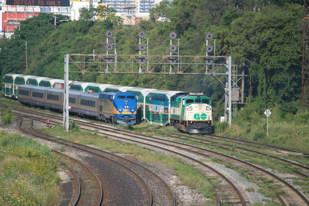 Park Car The Canadian Train