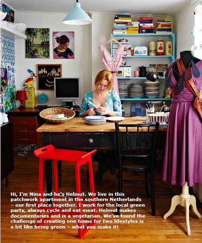 ikea family live magazine feature my home is featured in t flickr. Black Bedroom Furniture Sets. Home Design Ideas