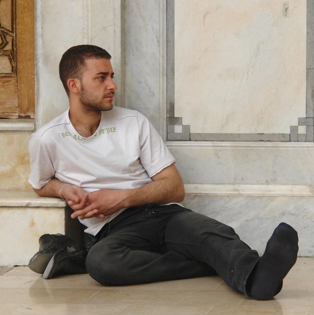 Gay Foot Fetish Tumblr inside inside the ommayad mosque | charles roffey | flickr