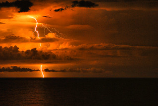 Destin Lightning -HDR | by mstanley2710
