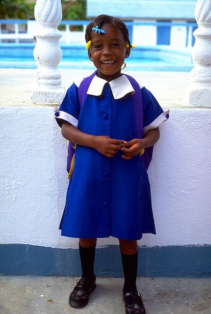 Jamaica school girl pron-8030