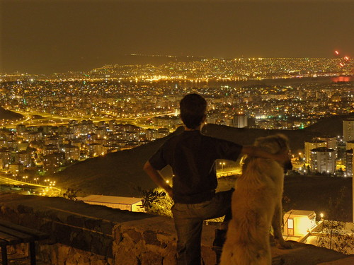 izmir at night #Flickr12Days | by Kaan Ugurlu