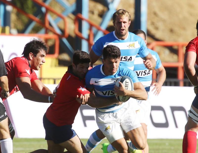 170218 Argentina XV vs. Chile