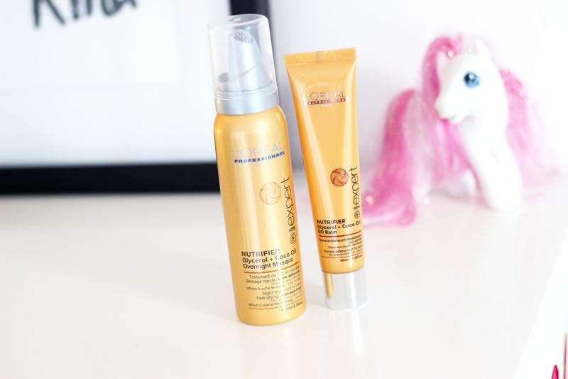L'Oréal Nutrifier Glycerol + Coco Oil Overnight Masque DD Balm