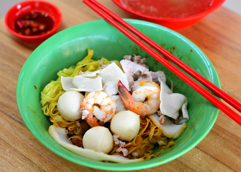 132 Traditional Teochew Noodle