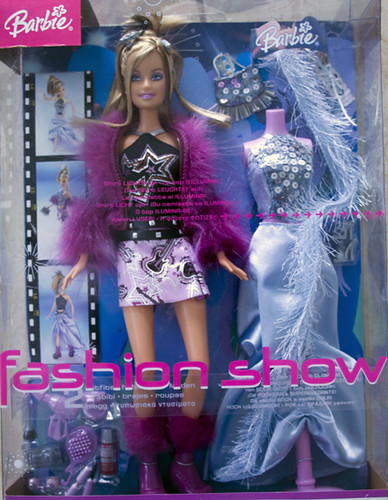 Barbie Fashion Show Doll Fashion Show Barbie by