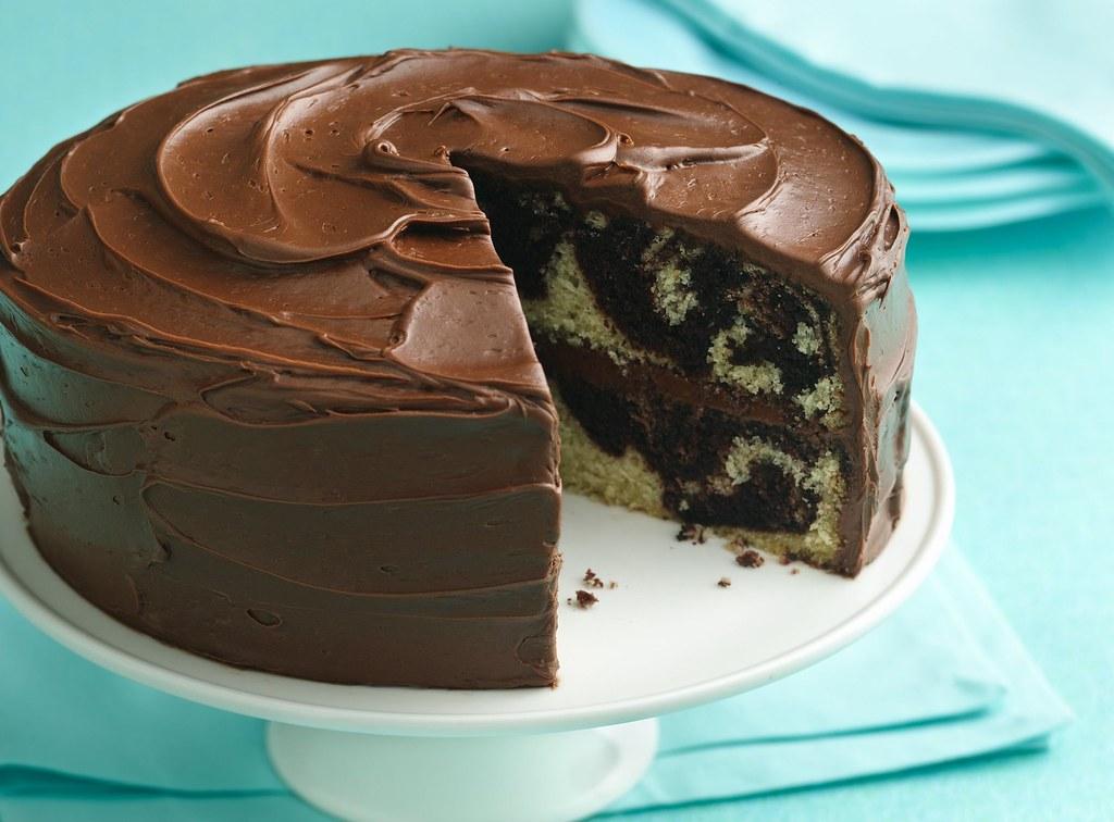 Gluten Free Marble Cake Yellow Cake 1 Box 15 Oz Betty