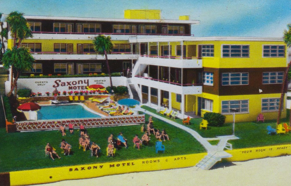 Daytona Beach Efficiency Apartments