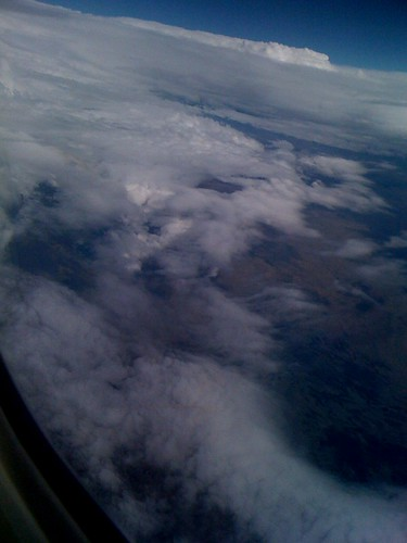 35000 feet over the Rockies | by scriptingnews