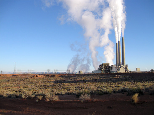 Navajo Generating Station 3 | by squeaks2569
