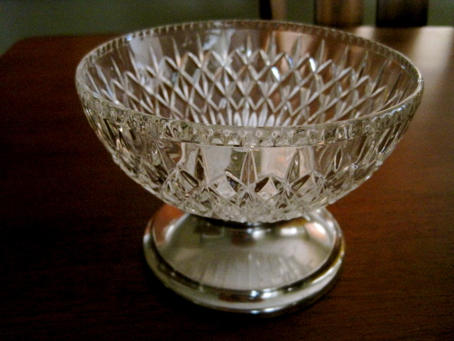 Silver Plated Pedestal Cake Stand