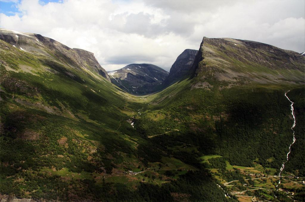 u shaped valley - photo #9
