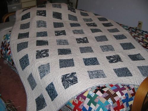Japanese Indigo Blue Kimono Fabric Quilt   Indigo Blue Kimon…   Flickr : photos to fabric for quilting - Adamdwight.com