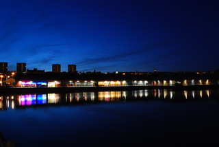 Dundee City Quay In The Gloamin' | by doomsdaydignan