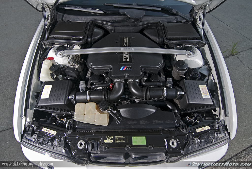 E39 V8 5 0 M5 Engine Alutec Bar Aa Intakes Dan Kinzie
