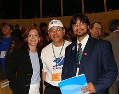 II Consegi 2009 - Clarice Coppetti,  Furusho e Paulo Maia