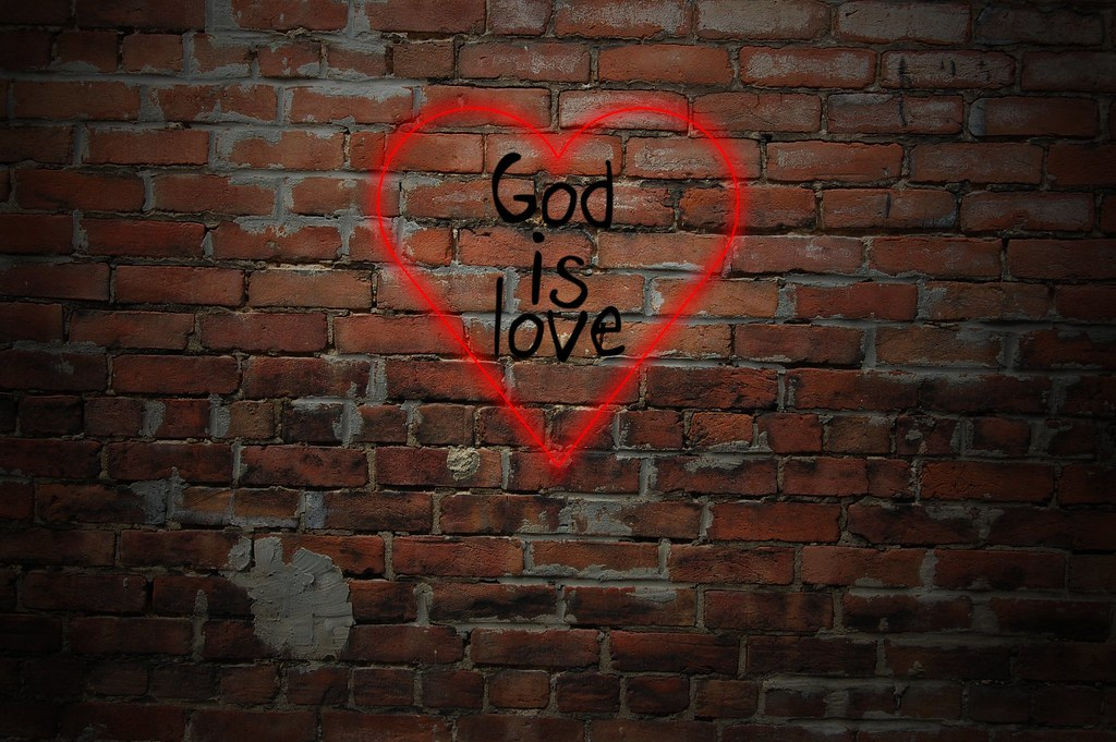 God Is Love Desktop Wallpaper : God is love - christian wallpaper desktop background Flickr
