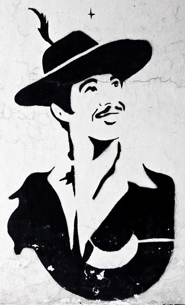 Tin Tan Graffitti De Tintan En San Pedro De Los Pinos Cd
