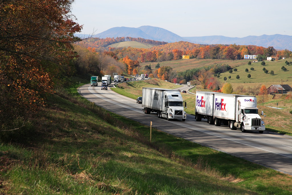 I 81 Truck Climbing Lane Groundbreaking Location On