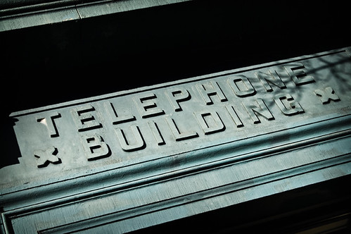 Telephone Building | by gmeadows1