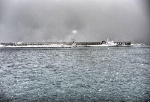Port of Wakkanai on FEB 18, 2017 (1)