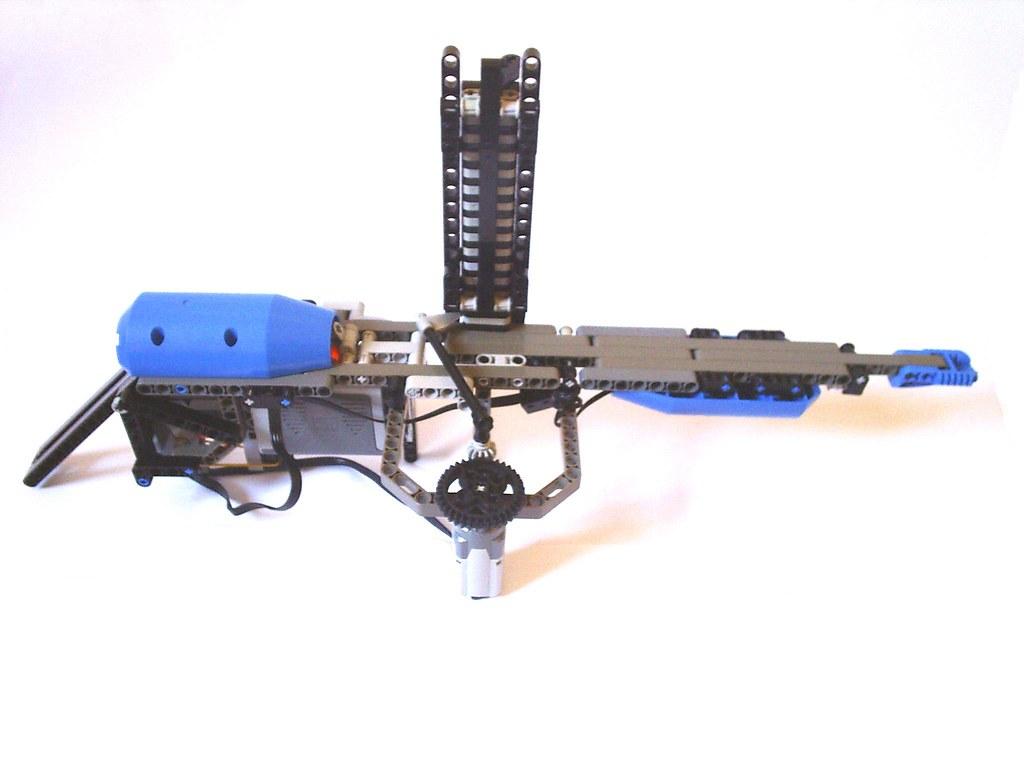 lego machine guns