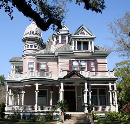 Old Victorian House Mobile Al Sbernadette65 Flickr