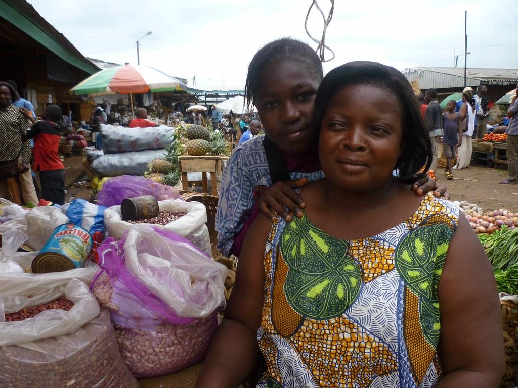 Sandga Market: Douala, Cameroon | Photo by Johanna Paillet ...