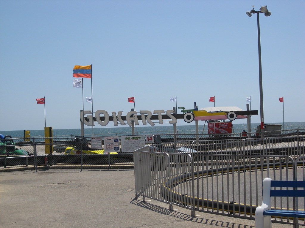 New Jersey >> boardwalk, jersey shore, go karts   mriggen   Flickr