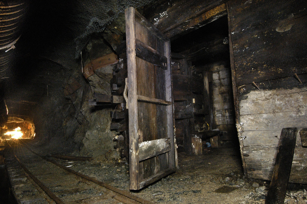 Mine Door | by Jewelhunter Mine Door | by Jewelhunter & Mine Door | Storage/break room door and the tunnel | Jewelhunter ... Pezcame.Com