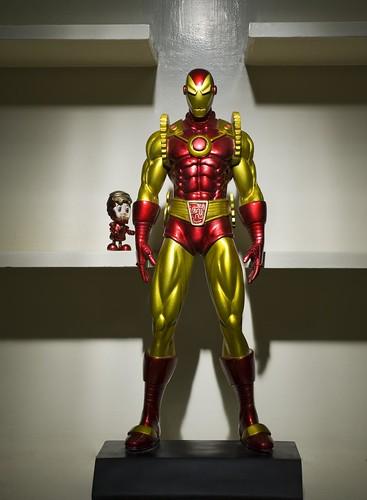 Codename: Iron Man 202...