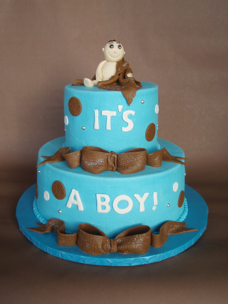 It s A Boy Baby Shower Cake I love when my friends say ...