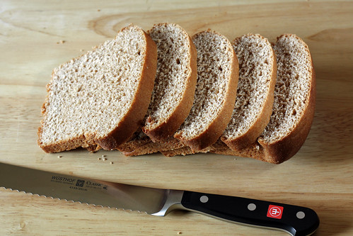 whole wheat bread | by Madison Bistro