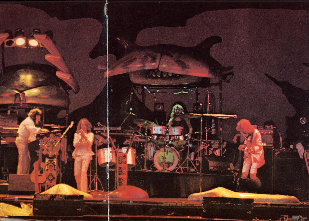 Yes Band Tour