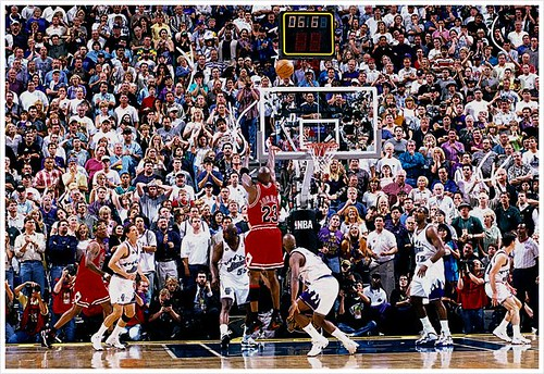Michael Jordan, Basketball Hall of Fame, Utah Jazz, Last S ...