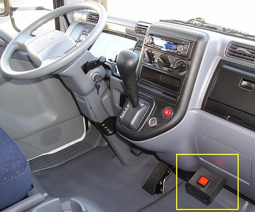 Sterling 360 Cab Over Interior The Hts Ultra Rack For