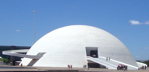 Museo nacional brasilia obra del arquitecto nemeyer - Arquitecto de brasilia ...