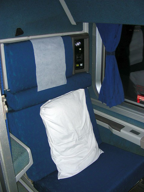 Superliner Roomette Amtrak 39 S City Of New Orleans Brandee Flickr