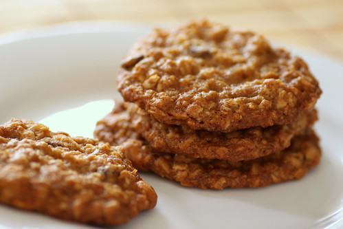 oatmeal chocolate and butterscotch chip cookies | by Stacy Spensley