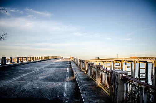 Old 301 Bridge at Lake Marion