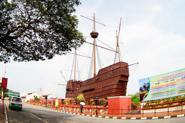 Kinh nghiệm du lịch Malaysia: Lịch trình 24h ở Malacca