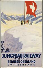 Jungfrau-Railway. Bernese oberland