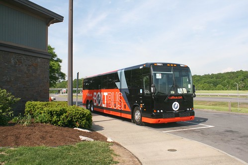 prevost buses being delivered to philadelphia pa from que flickr. Black Bedroom Furniture Sets. Home Design Ideas